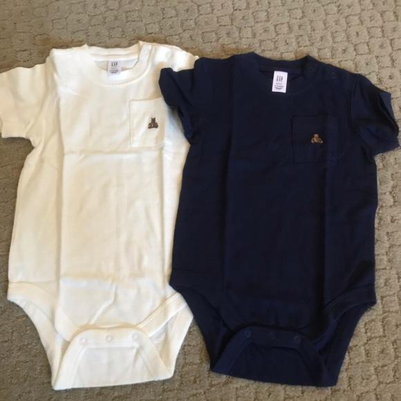 GAP Other - Baby Gap onesies
